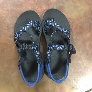 Chacos M9, W11 blue and black